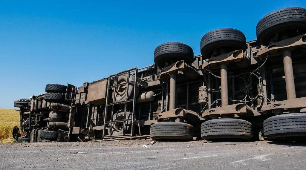 Compensation for Truck Accident Injuries | The Law Offices of Mickey Fine